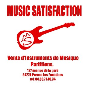 music satisfaction Pernes les Fontaines