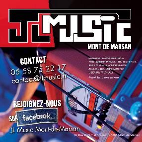 JL Music Mont de Marsan